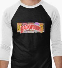 BACKWOODS VINTAGE HIPHOP SHIRT Men's Baseball ¾ T-Shirt