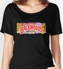 BACKWOODS VINTAGE HIPHOP SHIRT Women's Relaxed Fit T-Shirt