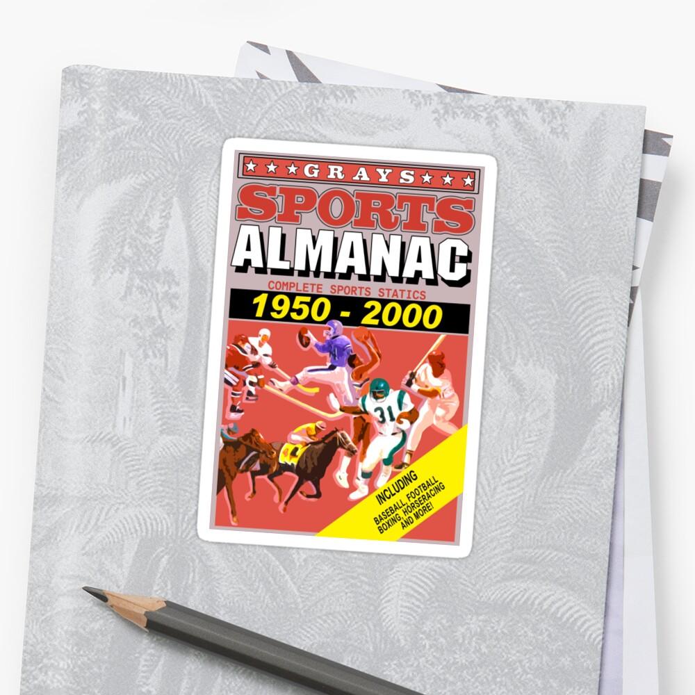 BTTF: Sports Almanac by dutyfreak