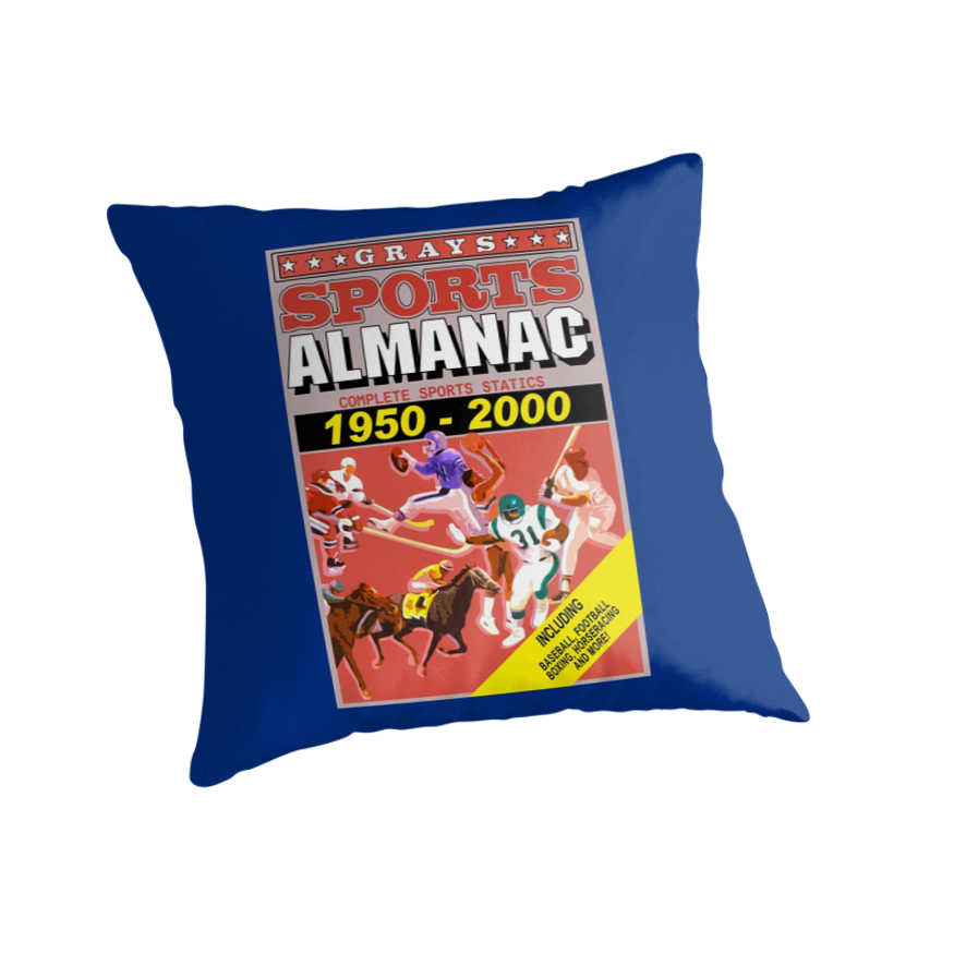BTTF: Sports Almanac by dutyfreak