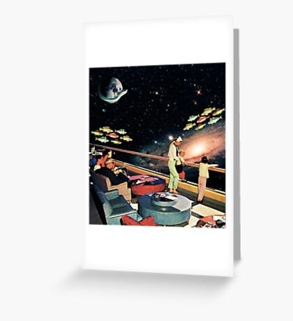 Look There Greeting Card