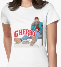 G HERBO YEA I KNOW SHIRT Women's Fitted T-Shirt