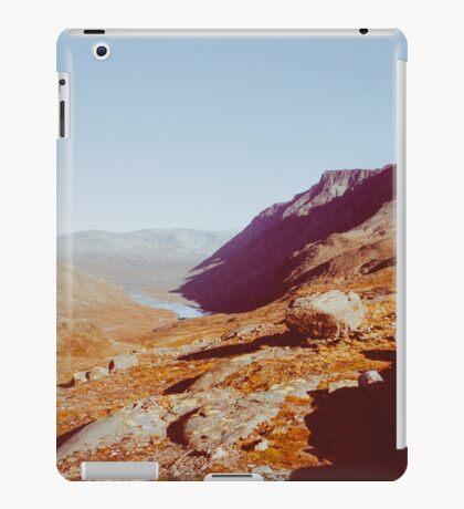 Norway - Jotunheimen National Park Shot on Film iPad Case/Skin