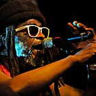 David Hinds of Steel Pulse by kailani carlson