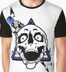 Still - Skeleton Blues Graphic T-Shirt