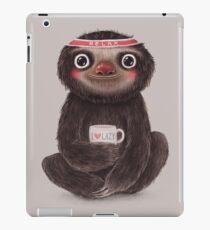 Sloth I♥lazy iPad-Hülle & Klebefolie
