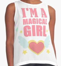 Magical Girl Collection Contrast Tank