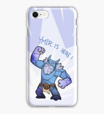 Smite - Ymir is here (Chibi) iPhone Case/Skin