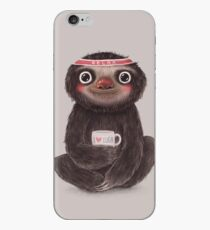 Sloth I♥yoga iPhone-Hülle & Cover