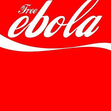 Free Ebola Cola by Pickadree
