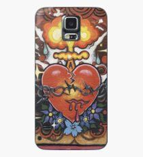 'Valor del Corazon' ('Courageous Heart') Case/Skin for Samsung Galaxy