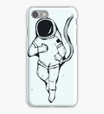 Astronaut- Lost In Space iPhone Case/Skin