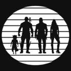 Guardians movie design  by SLOMOTSHIRTS