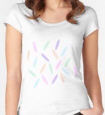 SPRINKLES Women's Fitted Scoop T-Shirt