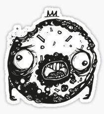 Zombie Donut - by Mien Wayne Sticker