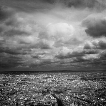 Paris in Black & White by Kilbracken