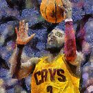 Kyrie Irving by NBA-Scholar