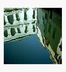 Venice Reflections Photographic Print