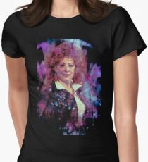 River Song Women's Fitted T-Shirt