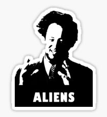 9 GAG - Aliens Sticker