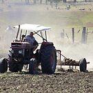 Tractoring by GumLeaf
