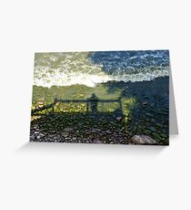 What The Shadow Doesn't Know Isn't Worth Knowing Greeting Card