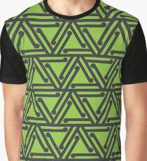 Ahuriri Summer (crispy lettuce) Graphic T-Shirt
