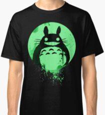 Totoro Ghibli Fanart ZOMBIE - by Mien Wayne Classic T-Shirt