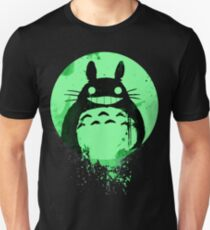 Totoro Ghibli Fanart ZOMBIE - by Mien Wayne T-Shirt
