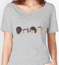 Stranger Things Women's Relaxed Fit T-Shirt