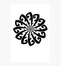 Maori Photographic Print
