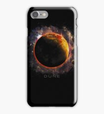 DUNE the spice must flow iPhone Case/Skin