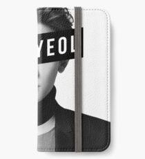 EXO - Chanyeol iPhone Flip-Case/Hülle/Klebefolie
