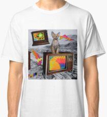 TV Cats 2 Classic T-Shirt