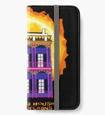 THE RISING SUN iPhone Wallet/Case/Skin