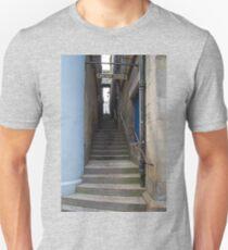 Looking up Anchor Close T-Shirt