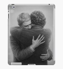 John and Sherlock iPad Case/Skin