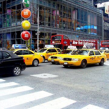 Taxis by miijojo1994