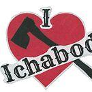 I Love Ichabod by VampireLily by VampireLily