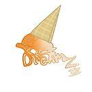 Sweet Dreamz Orange Sickle  by ToxicMaiden