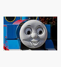 Childrens Tank engine train Photographic Print