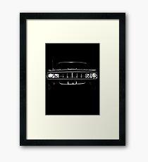 Plymouth Cuda, Cuda 1971 Framed Print