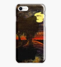 Sunset Willow iPhone Case/Skin