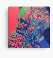 James Clerk Maxwell Metal Print