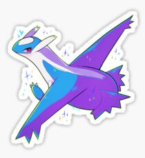 Latios Sticker Sticker