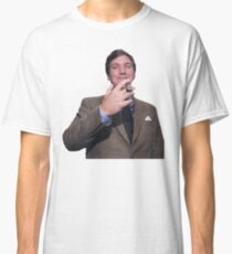 Lib-Smokin' TUCKER CARLSON Stogie Classic T-Shirt