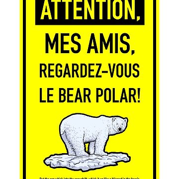 le bear polar sign/lemon by br0-harry
