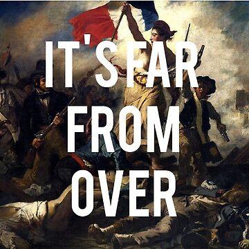 Die Freiheit ist noch lange nicht vorbei von -vickiarg