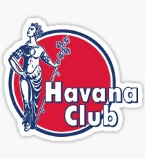 Pegatina HAVANA CLUB 3