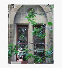 Gothic window iPad Case/Skin